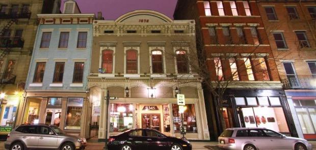 Neighborhood Venues in Cincinnati: MOTR Pub