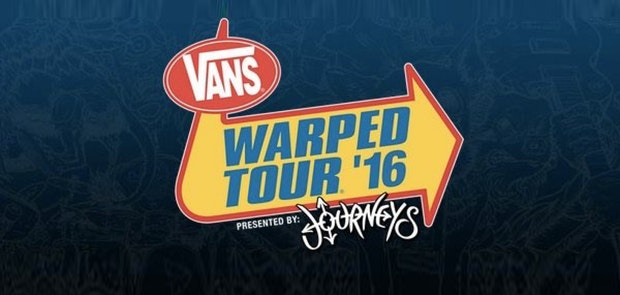 Warped Tour Returns to Riverbend