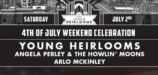 Young Heirlooms Headline The Woodward