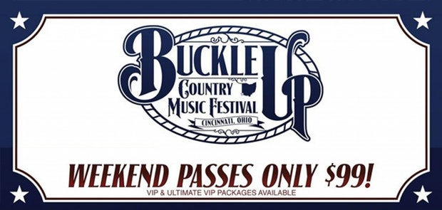 Buckle Up Country Music Festival Releases Daily Lineup