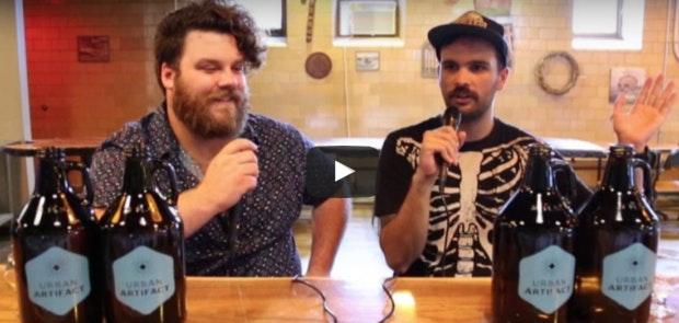 Video Interview: BEWILDERFEST Promo