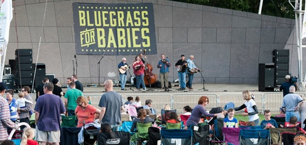 8th Annual Bluegrass For Babies Benefit Concert