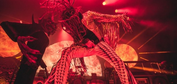 Korn and Rob Zombie bring Nu-Metal Nostalgia to Riverbend