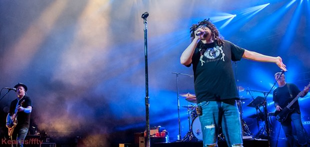 Review: K Phillips, Rob Thomas, and Counting Crows