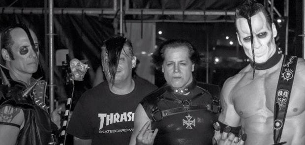 The Misfits Reunite at Riot Fest