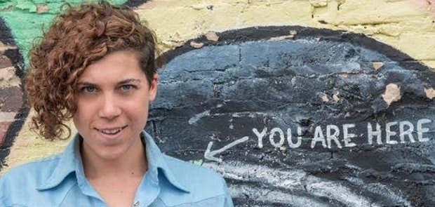 Kristen Ford's One Woman Looping Band Hits Cincinnati