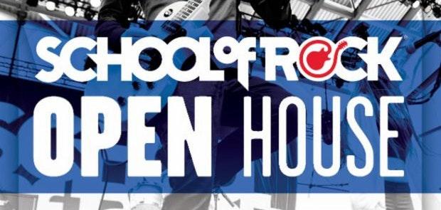 School of Rock Mason Open House