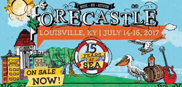 Forecastle Festival Announces Initial Lineup