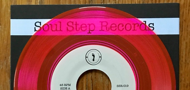 For their latest 45 single, Soul Step Records partners with Nashville's Poncé.