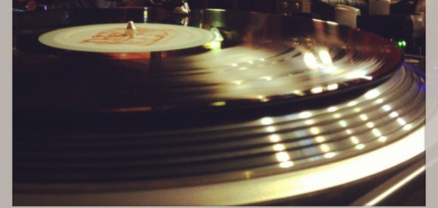 Devout Wax Vinyl Night