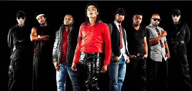 The Ultimate Michael Jackson Tribute: Who's Bad