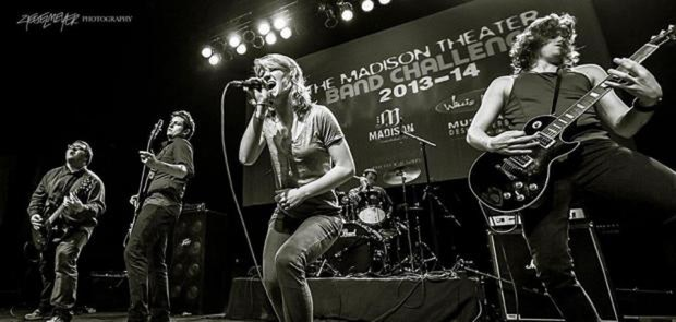 Madison Theater Band Challenge Round 1 at Madison Theater