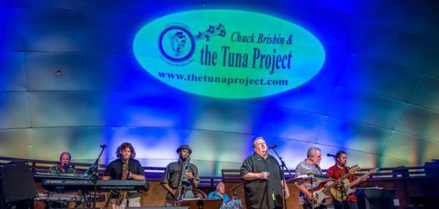 Chuck Brisbin & the Tuna Project