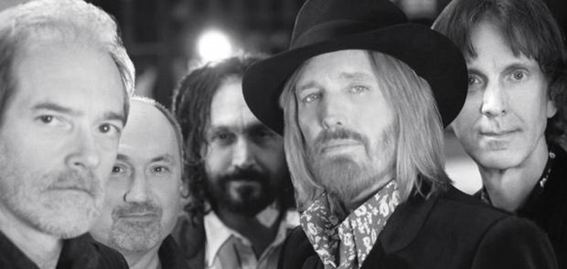 Mudcrutch (Mike Campbell, Tom Leadon, Randall Marsh, Tom Petty, Benmont Tench)