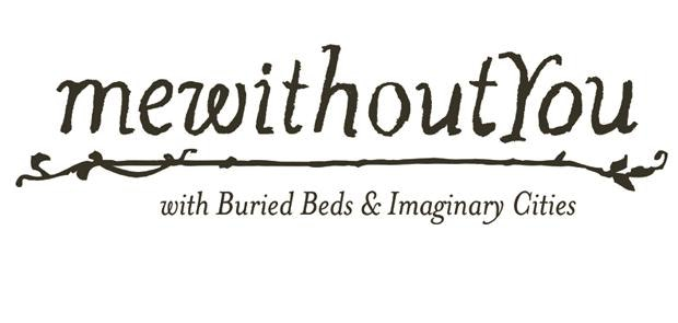 Enter to win tickets to see Mewithoutyou