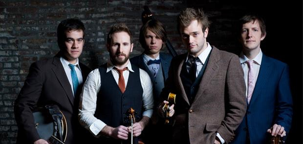 Enter to win tickets to see The Punch Brothers!