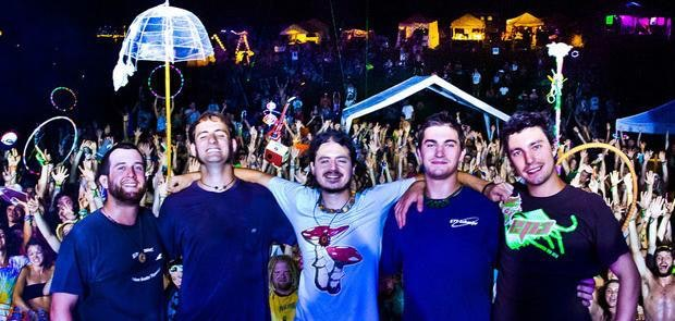 Enter to win tickets to see Papadosio