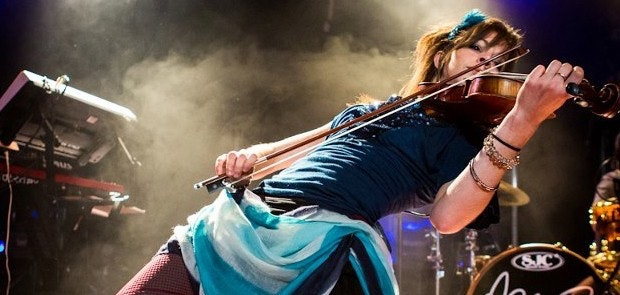 Enter to win tickets to see Lindsey Stirling