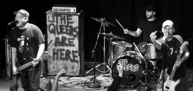 Enter to win tickets to see The Queers