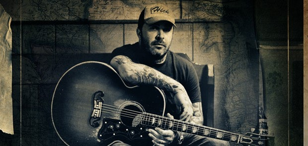 Enter to win tickets to see Aaron Lewis