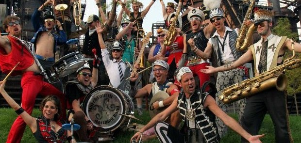 Enter to win tickets to see March Fourth Marching Band