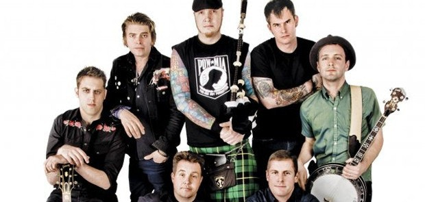 Enter to win tickets to see Dropkick Murphys