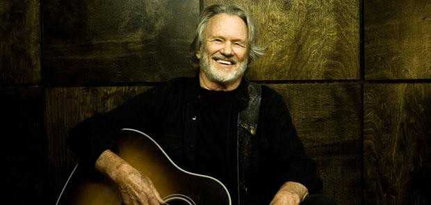 Enter to win tickets to see Kris Kristofferson