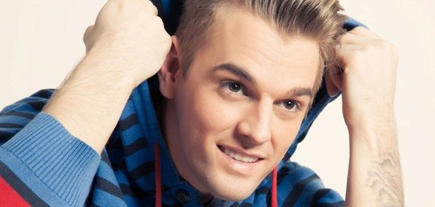 Enter to win tickets to see Aaron Carter