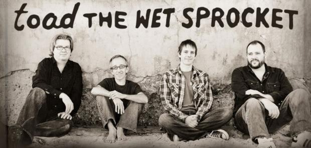 Enter to win tickets to see Toad The Wet Sprocket