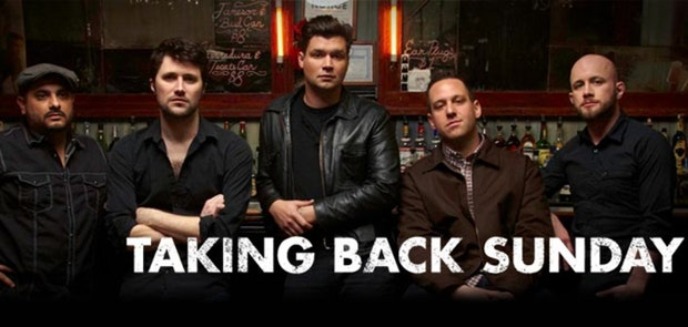 Enter to win tickets to see Taking Back Sunday