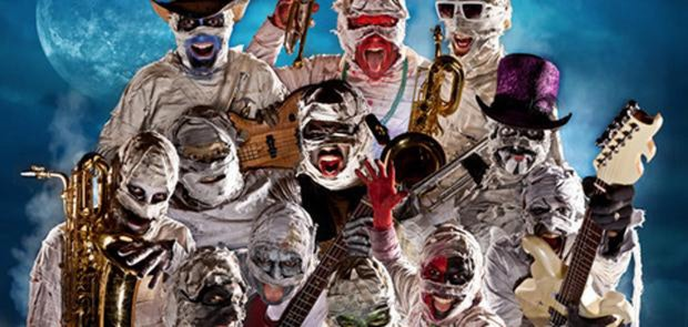 Enter to win tickets to see Here Come The Mummies