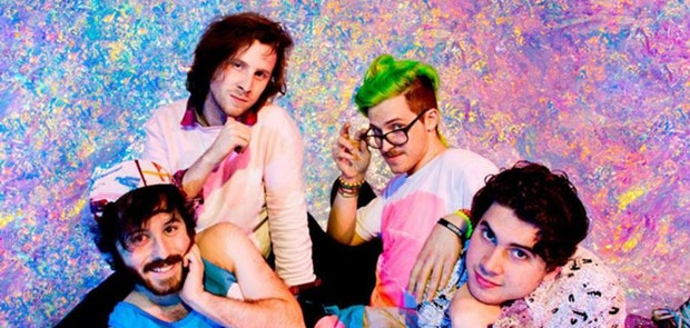 Enter to win tickets to see Anamanaguchi