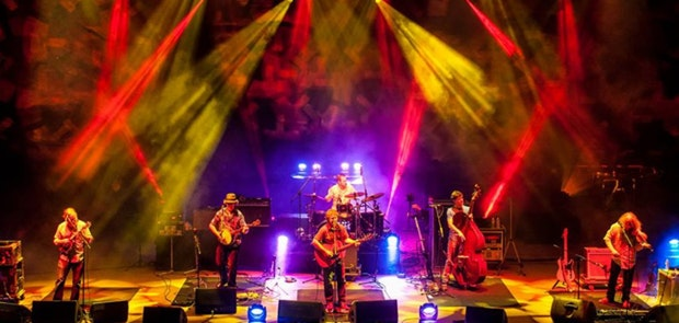 Enter to win tickets to see Railroad Earth