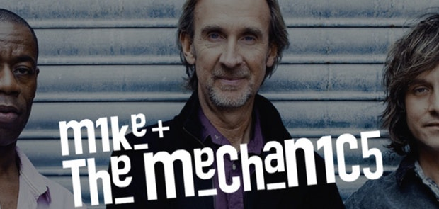 Enter to win a pair of tickets to see Mike + The Mechanics
