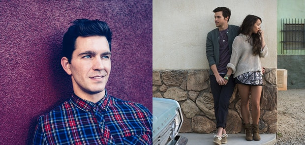Enter to win a pair of tickets to Andy Grammer w/Alex & Sierra