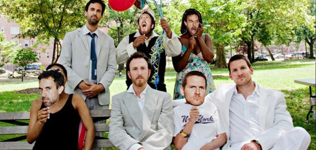 Enter to win a pair of tickets to Guster