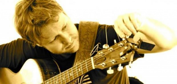 Enter to win a pair of tickets to see Cory Branan