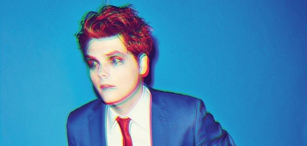 Enter to win a pair of tickets to see Gerard Way