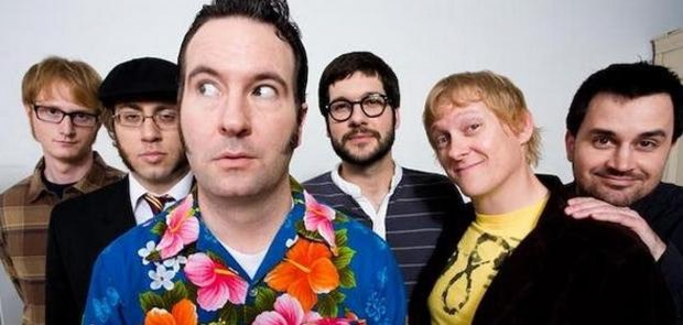 Enter to win a pair of tickets to Reel Big Fish