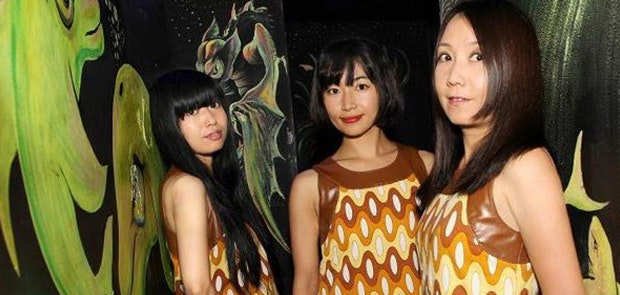 Enter to win a pair of tickets to see Shonen Knife