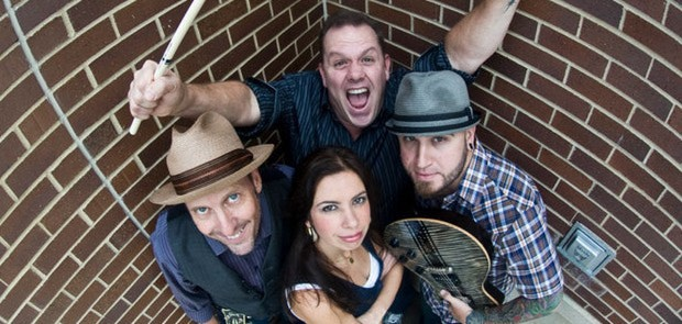 Enter to win tickets to see Cowboy Mouth