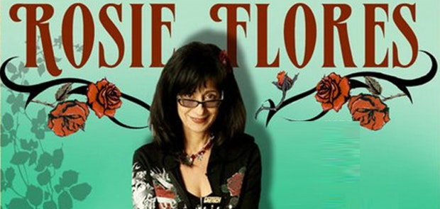 Enter to win a pair of tickets to Rosie Flores