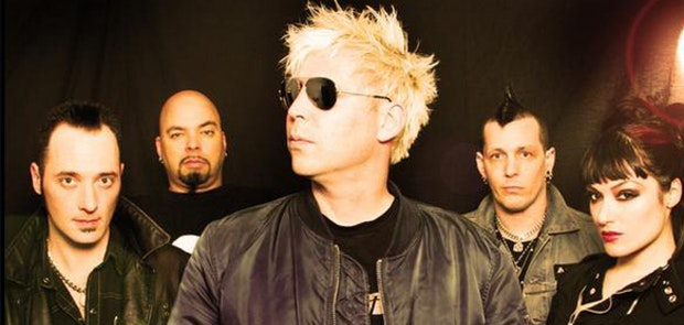 Enter to win a pair of tickets to KMFDM