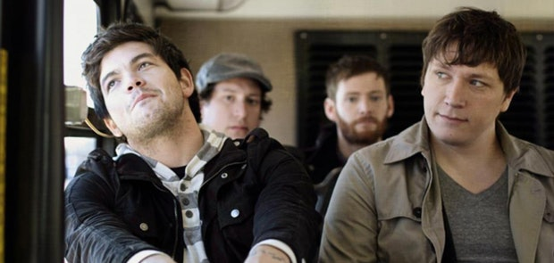 Enter to win tickets to see The Spill Canvas