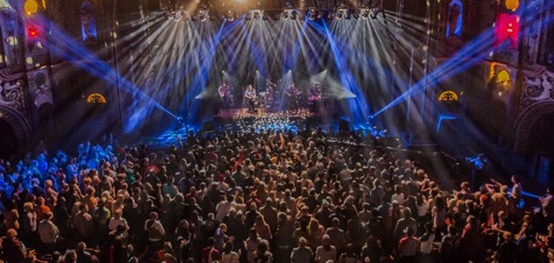 Enter to win tickets to see Greensky Bluegrass