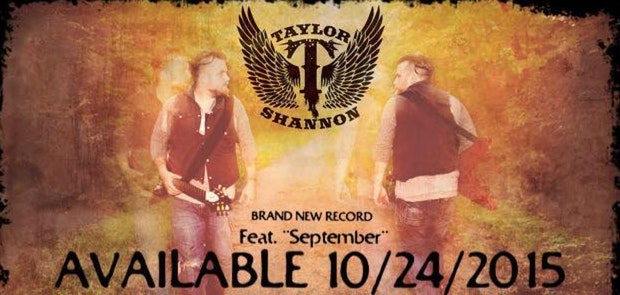 Enter To Win Tickets To see Taylor Shannon