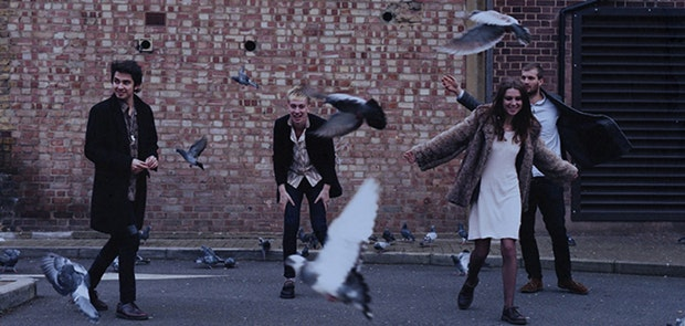 Enter To Win Tickets To see Wolf Alice