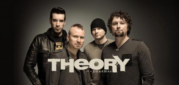 Enter To Win Tickets To see Theory Of A Deadman