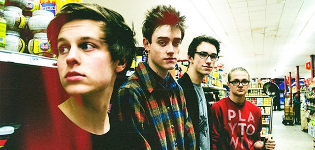 Enter To Win Tickets To see Hippo Campus