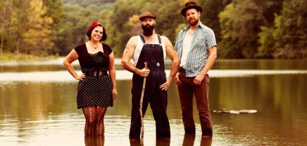 Enter To Win Tickets To see The Reverend Peyton's Big Damn Band